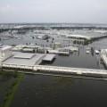 โรงงานจมน้ำท่วมในนิคมอุตสาหกรรม