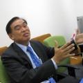 นพ.วินัย สวัสดิวร เลขาธิการสำนักงานหลักประกันสุขภาพแห่งชาติ