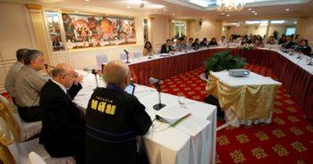 งานสัมมนา 14 ปีของพ.ร.บ.ข้อมูลข่าวสารของราชการ เมื่อวันที่ 13 ธันวาคม 2554