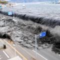 คลื่นยักษ์สึนามิที่สร้างความเสียหายมหาศาลให้กับญี่ปุ่น