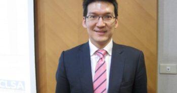 นายมาณพ เสงี่ยมบุตร หัวหน้านักวิเคราะห์ตลาดหุ้นจีน เอ แชร์ บริษัทหลักทรัพย์ ซี แอล เอส เอ เซี่ยงไฮ้