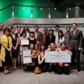 การประกาศรางวัลประกวดแผนธุรกิจเพื่อสังคม Global Social Venture Competition (GSVC) ภูมิภาคเอเชียตะวันออกเฉียงใต้ ปี 2012