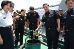 กรมศูลกากรจับน้ำมันเถื่อน ที่มาภาพ : http://www.patrolnews.net