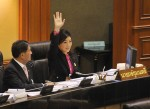 การอภิปรายไม่ไว้วางใจรัฐบาลน.ส.ยิ่งลักษณ์ ชินวัตร นายกรัฐมนตรี เมื่อ 25-28 พฤศจิกายน 2555