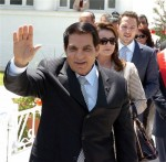 ประธานาธิบดี เบน อาลี แห่งตูนีเซีย และนางไลลา ทราเบลซี ภรรยา ที่มาภาพ : http://www.bsnnews.com