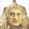 Mubarak pharaoh ที่มาภาพ :http://4.bp.blogspot.com/