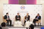 """สถาบันอนาคตไทยศึกษา ร่วมกับสมาคมผู้สื่อข่าวเศรษฐกิจ จัดงานสัมมนา """"โครงการ 2 ล้านล้านกับอนาคตประเทศไทย"""""""