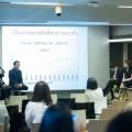 """เสวนาThaiPublica Forum ครั้งที่ 7  หัวข้อ """"เศรษฐกิจไทยกับอนาคตการเติบโตที่ยั่งยืน..?"""" เมื่อวันที่ 26 พฤศจิกายน 2556 ณ KTC POP"""