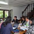 ทีมผู้บริหารบริษัทแอมเวย์ (ประเทศไทย) นำทีมโดยนายกิจธวัช ฤทธีราวี กรรมการผู้จัดการ บริษัทแอมเวย์, นางเลไล โสฬสรัตนพร ผู้อำนวยการอาวุโสปฏิบัติการ, นางมัลลิกา ภูมิวาร กรรมการผู้จัดการฝ่ายศุลกากรและการค้า บริษัท ไบรอัน เคฟ (ประเทศไทย) จำกัด และเจ้าหน้าที่ฝ่ายประชาสัมพันธ์ ชี้แจงผู้สื่อข่าว สำนักข่าวออนไลน์ไทยพับลิก้า