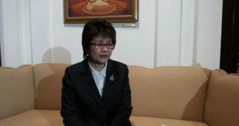นางสาลินี วังตาล ผู้ช่วยผู้ว่าการ ฝ่ายตรวจสอบ 1 สายกำกับสถาบันการเงิน ธปท. ที่มาภาพ : http://www.posttoday.com