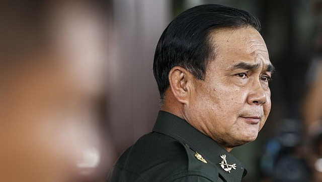พล.อ.ประยุทธ์ จันทร์โอชา ที่มาภาพ :  http://www.straitstimes.com/sites/straitstimes.com/files/20140526/Prayuth-Chan-ocha-thai-nation-address-260514e.jpg