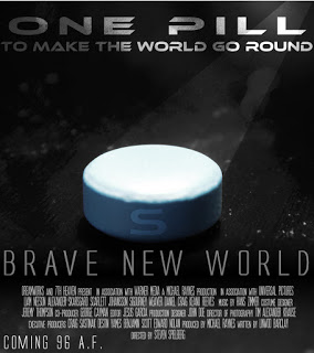 ที่มาภาพ : http://destrezadasduvidas.blogspot.com/2013/02/soma.html  Brave New World