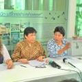 """แถลงข่าวหัวข้อ """"เครือข่ายผู้บริโภคไม่ขานรับการเลื่อนประมูลคลื่น คสช. : เตะหมูเข้าปากหมา รัฐเสียหาย ประชาชนไม่ได้ประโยชน์""""  ที่มาภาพ : http://www.adslthailand.com/wp-content/uploads/2014/07/image36.jpg"""