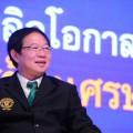 นายสมไทย วงษ์เจริญ ประธานกรรมการโรงงานคัดแยกขยะเพื่อรีไซเคิลวงษ์พาณิชย์