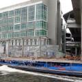 ท่าเรือใหม่ ณ จุดตัดคลองแสนแสบกับสถานี Airport Link รามคำแหง (บริษัท A-Link)