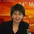 นางจุฑามาศ ศิริวรรณ อดีตผู้ว่าการการท่องเที่ยวแห่งประเทศไทย ที่มาภาพ : http://khonkaen.ws/wp-content/uploads/2012/08/Juthamas-siriwan-courtesy-of-fimbiz.asia_.jpg
