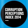 ที่มาภาพ : http://www.transparency.org/cpi2014/results