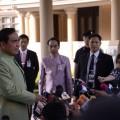 พล.อ. ประยุทธ์ จันทร์โอชา นายกรัฐมนตรี และหัวหน้าคณะรักษาความสงบแห่งชาติ (คสช.) ที่มาภาพ : http://www.thaigov.go.th/th/media-centre/200115_tro/200115tro-53582.html#joomimg
