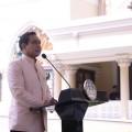 พล.อ. ประยุทธ์ จันทร์โอชา นายกรัฐมนตรีและหัวหน้าคณะรักษาความสงบแห่งชาติ (คสช.)  ที่มาภาพ : http://www.thaigov.go.th/th/media-centre/240215_tro/240215tro-54625.html