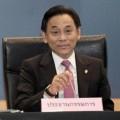 นายบุญทรง เตริยาภิรมย์ อดีตรัฐมนตรีว่าการกระทรวงพาณิชย์ ที่มาภาพ : http://www.bangkokpost.com/news/crime/498181/boonsong-faces-arraignment-tuesday