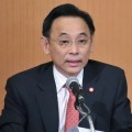 นายบุญทรง เตริยาภิรมย์ อดีตรัฐมนตรีว่าการกระทรวงพาณิชย์ ที่มาภาพ : http://www.ptp.or.th/news/77