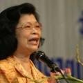 คุณหญิงจารุวรรณ เมณฑกา อดีตผู้ว่าการตรวจเงินแผ่นดิน ที่มาภาพ : http://www.bangkokbiznews.com/news/detail/579119