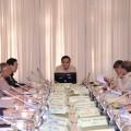 พล.อ.ประยุทธ์ จันทร์โอชา เป็นประธานการประชุม คตช. ครั้งที่ 5/2558 ที่มาภาพ : www.thaigov.go.th
