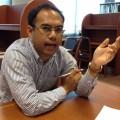 นายธิปไตร แสละวงศ์ นักวิจัยจากสถาบันวิจัยเพื่อการพัฒนาประเทศไทย