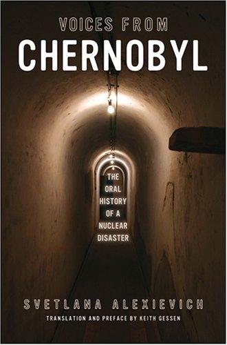 Voices from Chernobyl ที่มาภาพ : http://d.gr-assets.com/books/1181132374l/1116094.jpg