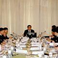 พลเอก ประยุทธ์ จันทร์โอชา นายกรัฐมนตรี เป็นประธานการประชุมคณะกรรมการนโยบายรัฐวิสาหกิจ (คนร.) ครั้งที่ 4/2559 เมื่อวันที่ 26 ตุลาคม 2559 ณ ห้องสีเขียว ตึกไทยคู่ฟ้า ทำเนียบรัฐบาล ที่มาภาพ : http://www.thaigov.go.th/