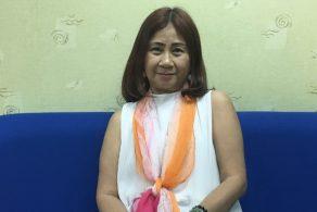 นางนรีภพ สวัสดิรักษ์ บรรณาธิการ นิตยสารสกุลไทย