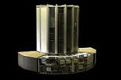 Supercomputer ชื่อ Cray-1 ที่ราคา 8.8 ล้านเหรียญในปี 1976 ที่มาภาพ:wikipedia