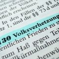 "Volksverhetzung - กฎหมาย ""เฮทสปีช"" ของเยอรมนี"